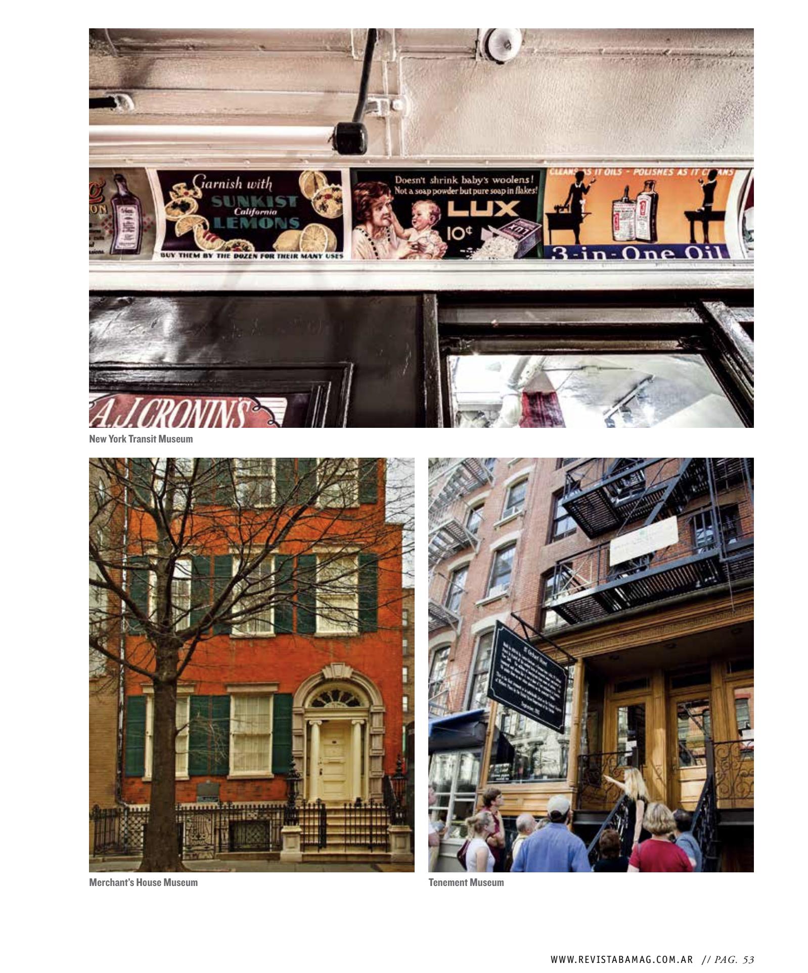 Museos alternativos en Nueva York – Inicio